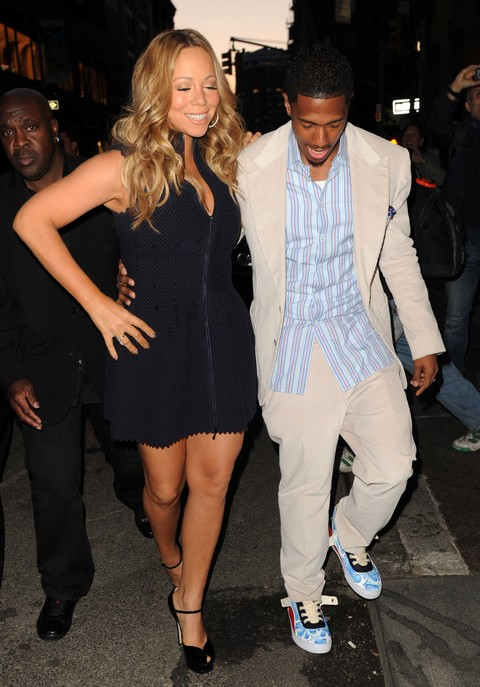 Mariah Carey and Nick Cannon Have Sex While Listening to Her Music - He Self-Pleasures The Same Way!! (Audio)