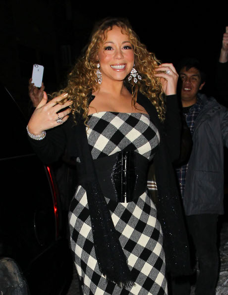 Mariah Carey is Scared out of her Mind of Nicki Minaj's Thuggish Ways