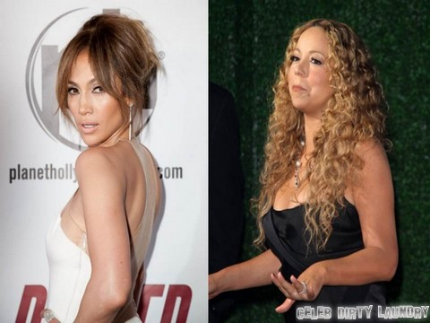 American Idol Replaces Mariah Carey With Jennifer Lopez Mid-Season?