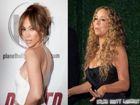 American Idol Replaces Mariah Carey With Jennifer Lopez Mid-Season?