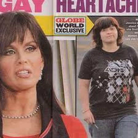 Jessica Blosil: Marie Osmond's Daughter Is Now A Bisexual Cop (Photos)