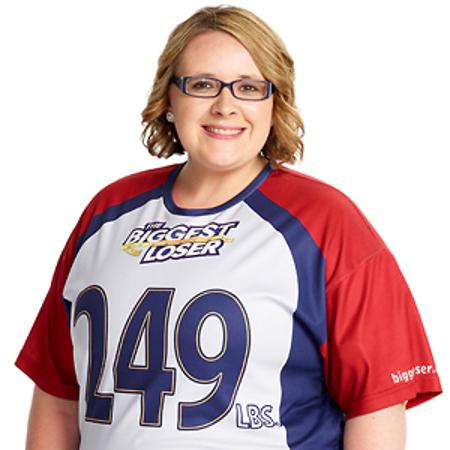 Meet Marie Pearl, The Biggest Loser Season 15 Contestant