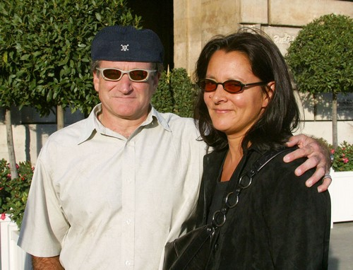 Marsha Garces, Robin Williams' Second Wife: Statement - Knew Robin Better Than Valerie Velardi or Susan Schneider (PHOTOS)