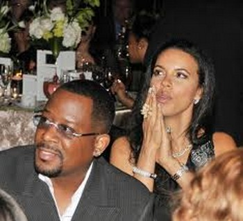 Martin Lawrence Files For Divorce From Shamika (Documents)