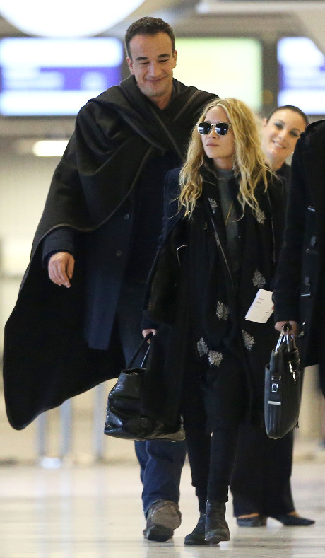 Mary-Kate Olsen and Olivier Sarkozy Engaged - The Olsen Twins Love Older Men!
