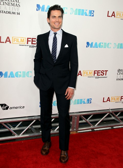 Fifty Shades of Grey: Matt Bomer Is Too Old To Play Christian Grey – Kicked Out Of The Race (Video)