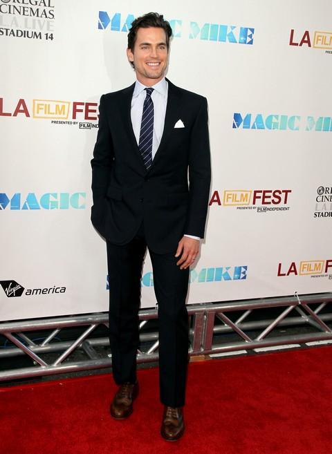 The World Premiere of Magic Mike in LA