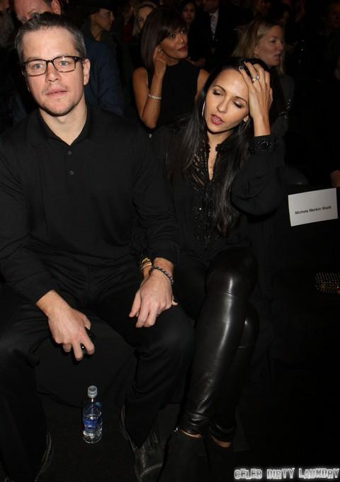 Matt Damon Wife's Luciano Barroso Plots Revenge Wedding Against Ben Affleck and Jennifer Garner