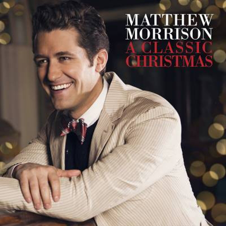 Matthew Morrison Chats with us about New Christmas Album, Glee, and Positive Role Models!
