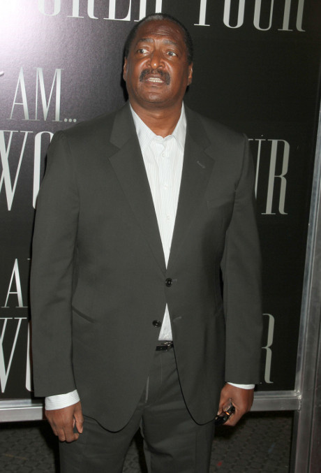 Matthew Knowles' Baby Mama Alexsandra Wright And Son Nixon Will End Up Homeless After Reduced Child Support - Beyonce Won't Help!