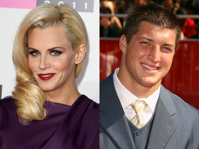 Rosie O'Donnell Tried To Set Up Jenny McCarthy And Tim Tebow