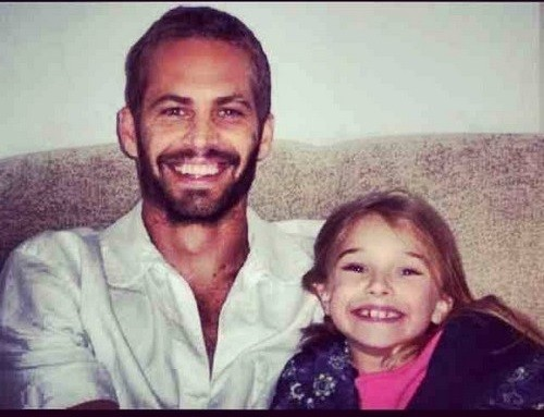 Rebecca McBrain and Meadow Walker React to Paul Walker's Death: Crying Out For Ex-Boyfriend and Father (PHOTOS)