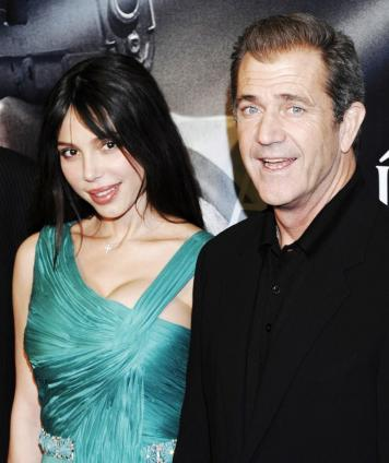 Mel Gibson Attempts To Snatch Baby Lucia From Oksana, In Court