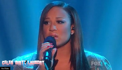 Melanie Amaro 'I Believe I Can Fly' The X Factor USA Performance Video 12/21/11