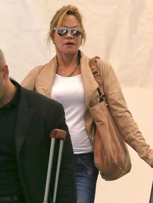 Antonio Banderas and Melanie Griffith Split Over Cheating and Substance Abuse?