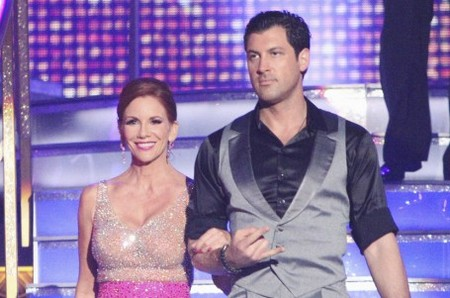 Melissa Gilbert Dancing With The Stars Samba Performance Video 5/7/12