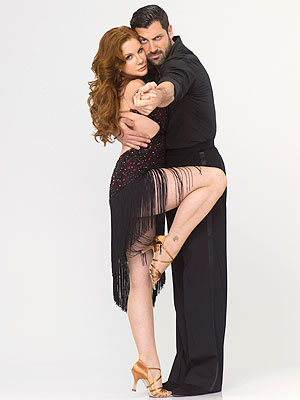 Melissa Gilbert Dancing With The Stars Quickstep Performance Video 3/26/12