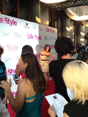 CDL Exclusive: Life & Style Summer Style Party At Dream Downtown Hotel In NYC 0621