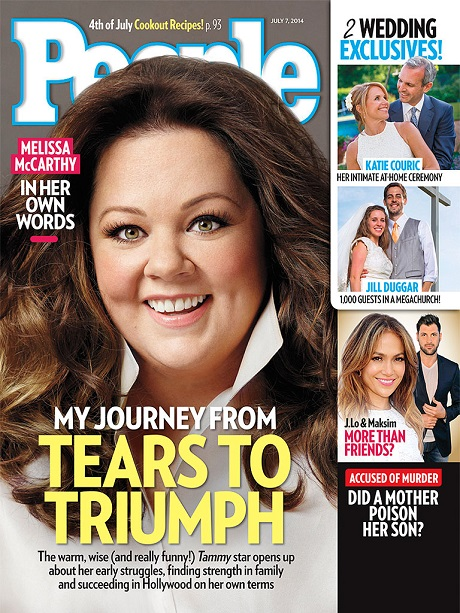 Melissa McCarthy's Amazing Journey In The World Of Comedy: She'll Do Anything For A Laugh! (PHOTO)