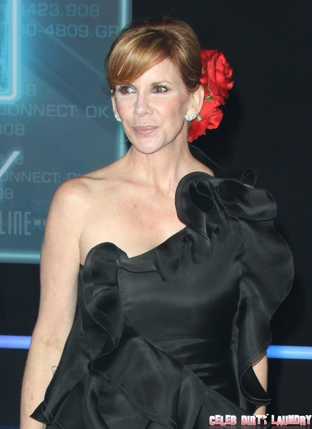 Grandma Melissa Gilbert Dumped by French Playboy Theirry Gauchet