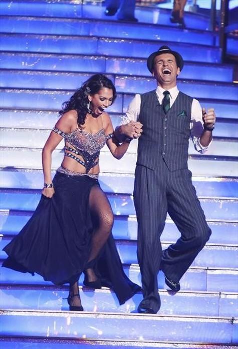 Melissa Rycroft Dancing With The Stars All-Stars Jive Performance Video 10/01/12