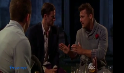 The Bachelorette 2014 Spoilers 'Men Tell All' Season 10 Episode 10: Chris and Pat Fight - Marcus in Love with Andi Dorfman (VIDEO)