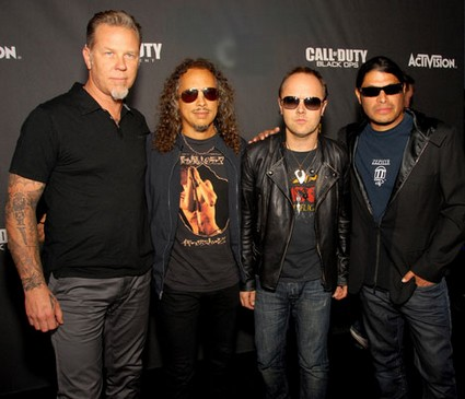 Washed Up Metallica Struggles To Find Something New
