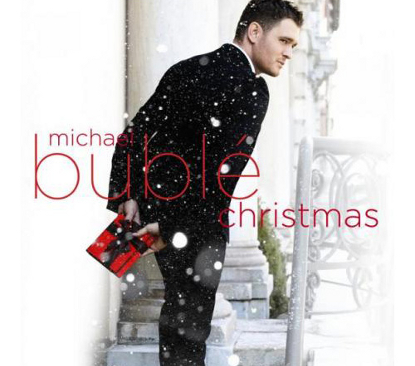 Tis the Season for Song! Michael Buble Tops BILLBOARD'S Holiday Chart