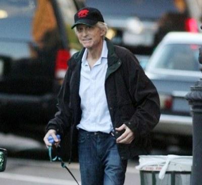 Michael Douglas' Rep Denies Rumors He Collapsed