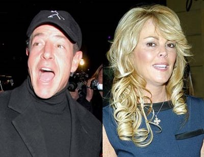 Next For The Lohan Family - Michael & Dina Lohan In Therapy