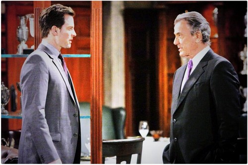 The Young and the Restless Spoilers: Michael Muhney's Mother's Twitter Chat Reveals Adam Newman Hiring Details