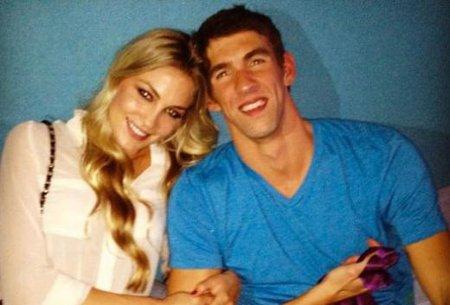 Is Michael Phelps's Girlfriend Model Megan Rossee?