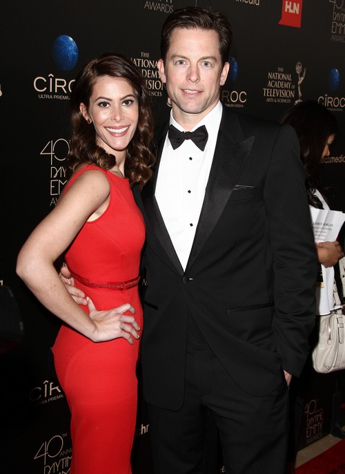 Michael Muhney Fired From The Young And The Restless - Celebrities Respond to Adam Newman's Departure