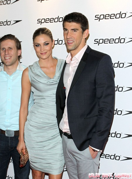 Report: Michael Phelps Looking To Snatch Stacy Keibler From George Clooney