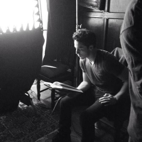 The Vampire Diaries Season 5 Spoilers: Is Tyler Lockwood Homeward Bound? (PHOTO)