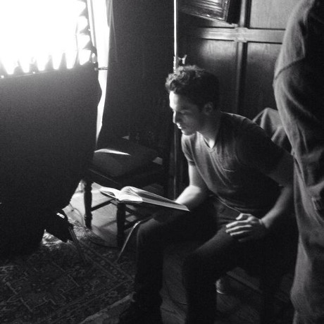 The Vampire Diaries Season 5 Spoilers: Is Tyler Lockwood Homeward Bound? (PHOTO)