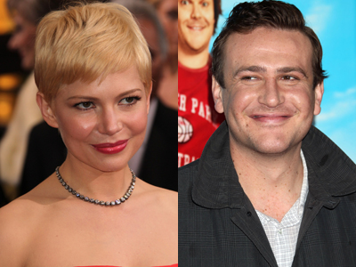 Are Michelle Williams & Jason Segel Hooking Up?