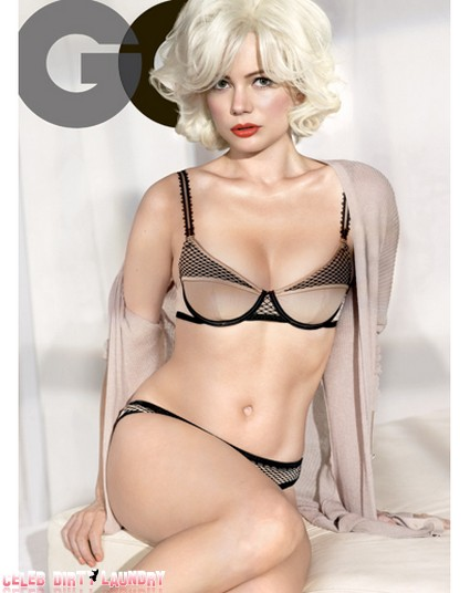 Michelle Williams Is Smokin' Hot On GQ Cover