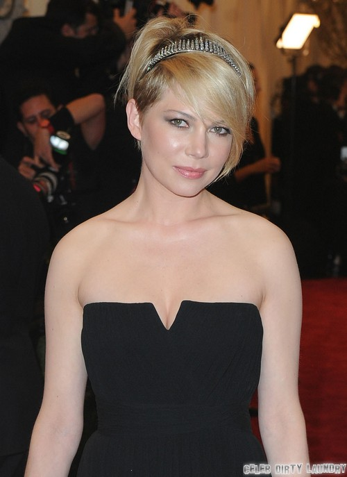 Michelle Williams Dating Dustin Yellin - Another Man With Drug Problems!