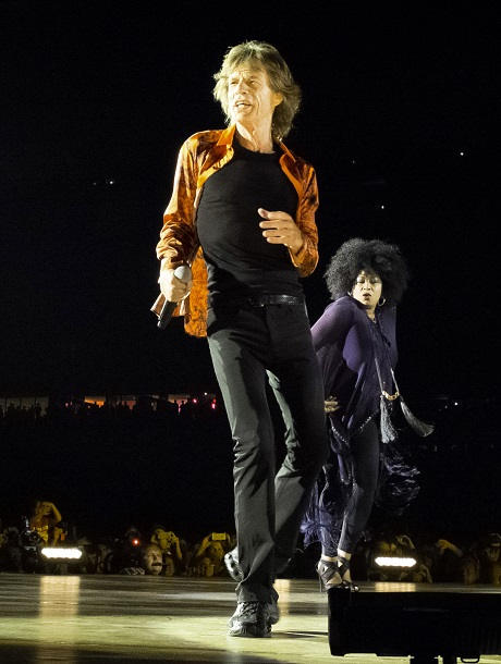 Mick Jagger's Famewhore Girlfriend, Ballerina Melanie Hamrick, Reprimanded By American Ballet Theatre - Ditched Work For Hookup!