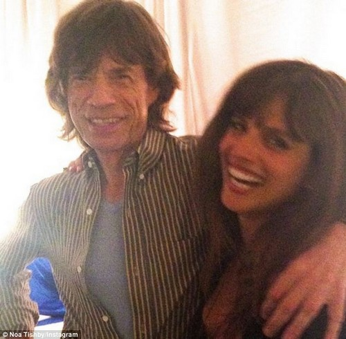 Mick Jagger Spotted Making Out With Young Woman Just Three Months After L'Wren Scott's Suicide