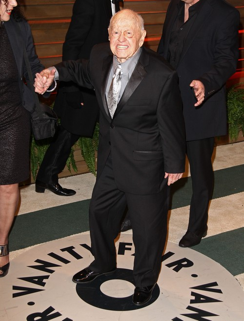 Mickey Rooney Dead: Hollywood Legend Died at 93 of Natural Causes