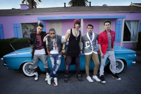 CDL Exclusive Interview With Boy Band Midnight Red 0625