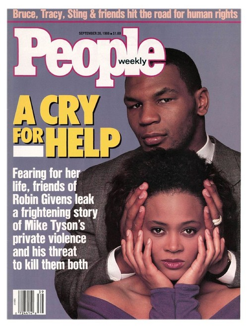 Mike Tyson Claims Ex-Wife Robin Givens Faked Pregnancy To Scam Him Into Marriage
