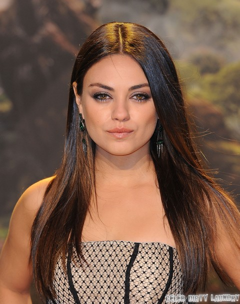 Ashton Kutcher and Mila Kunis Looking For Family Home In Which To Raise New Baby