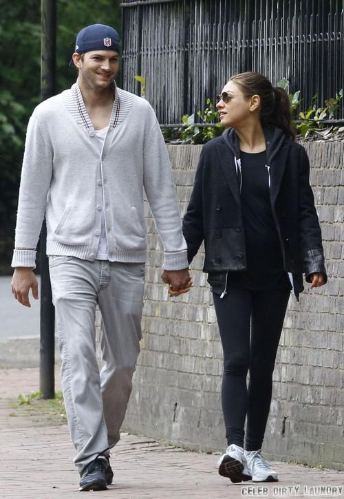 Mila Kunis Wants To Marry Ashton Kutcher - He's Stringing Her Along By Stalling Demi Moore Divorce