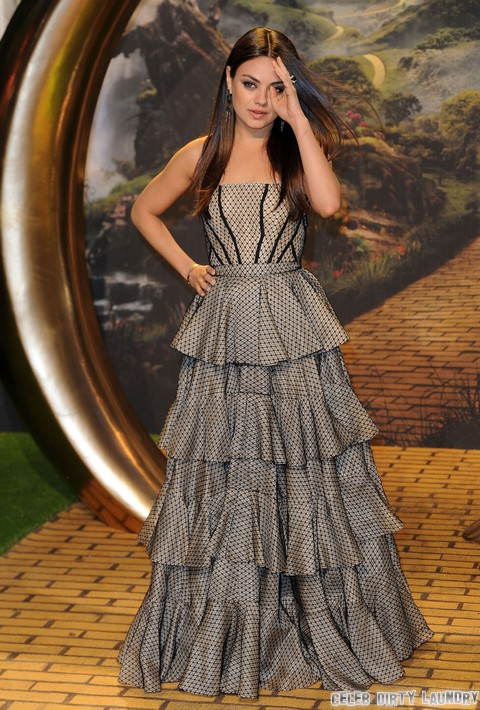 """""""Oz: The Great And Powerful"""" London Premiere"""