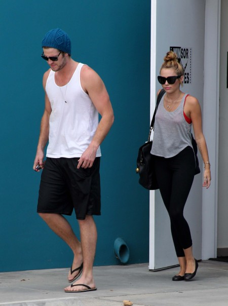 Liam Hemsworth Orders Miley Cyrus Out Of His Life 0801