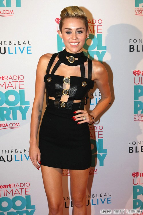 Miley Cyrus Anorexic: Losing Weight From Stress Over Liam Hemsworth Heartbreak?