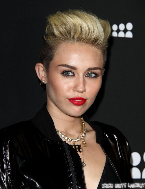 Miley Cyrus Tattoo On Her BUTT – Gone Completely Wild? (PHOTO)